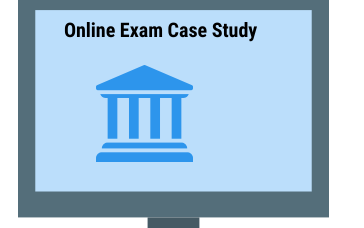 Successful Online Examination conducted by one of India's Top University