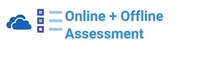 How to manage Online and Offline Assessment Process to overcome internet challenge